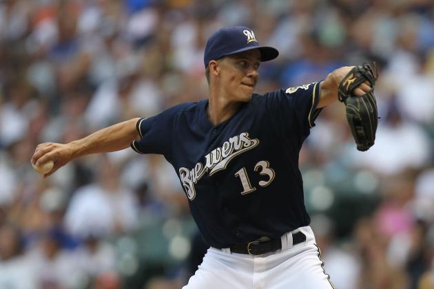 Zack Greinke to Angels: Trade for Brewers Ace Makes Angels Team to Beat in AL