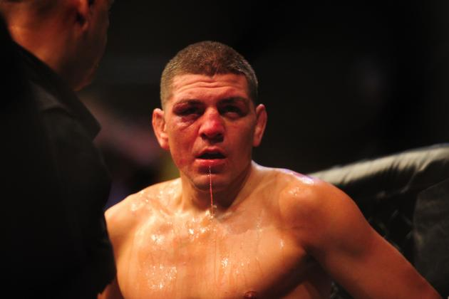 Nick Diaz vs. Anderson Silva: Why Diaz vs. Silva Would Be a Disaster