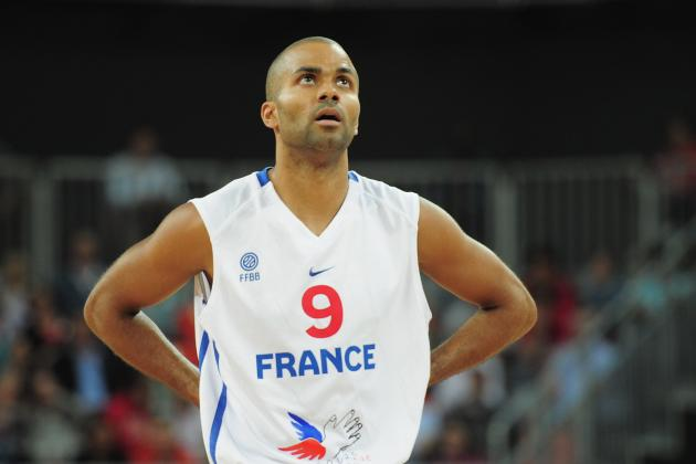 Olympics Basketball 2012: Why Team France Is Biggest Sleeper of Tournament