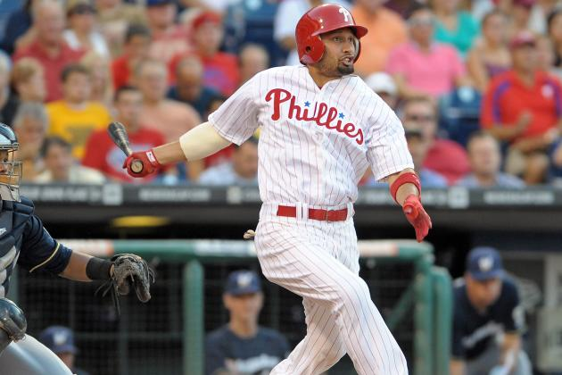 Phillies Trade Rumors: Phils Could Wait Until August to Trade Shane Victorino