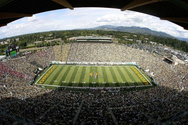 Oregon Football: Ducks and Autzen Enters Season with 82 Straight Sellouts