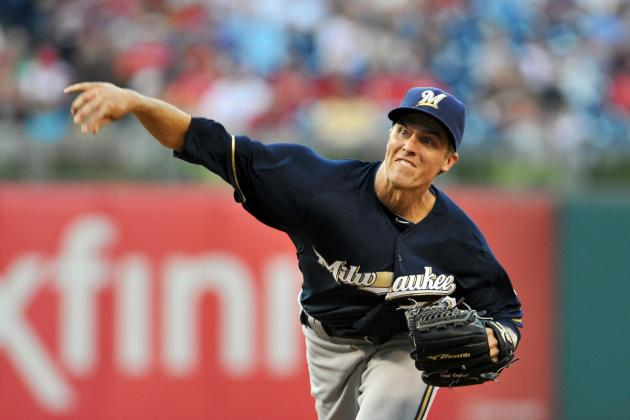 MLB Trade Deadline: Blockbuster Trade Sends  Zack Greinke to Los Angeles Angels