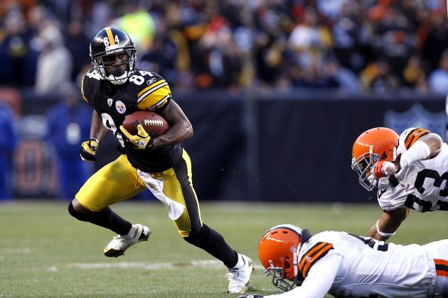 Steelers Sign Antonio Brown to a 5-Year Extension