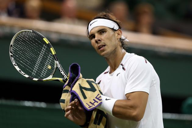 NBC Summer Olympics 2012: How Rafael Nadal's Exit Will Benefit the Field