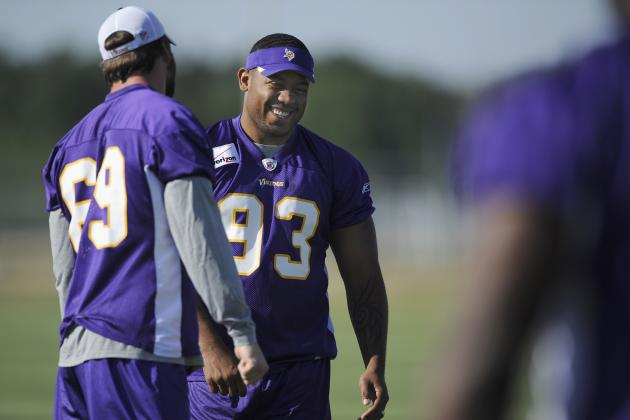 What We Have Learned So Far from Minnesota Vikings Camp