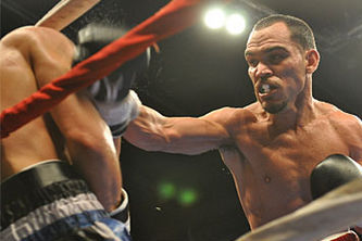 Upset in the AC: Ray Beltran Derails Hank Lundy on Friday Night Fights