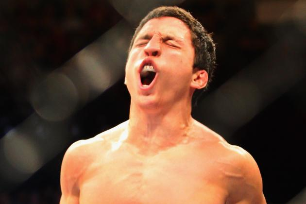 Benavidez on a Quest for UFC Gold, Looking to Make History in the Process