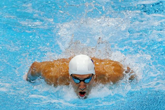 2012 Olympic Swimming, Gymnastics: Day 1 Morning Update from London Games