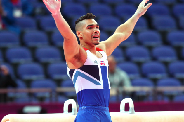 London 2012 Gymnastics: Stunning Show by Great Britain's Men