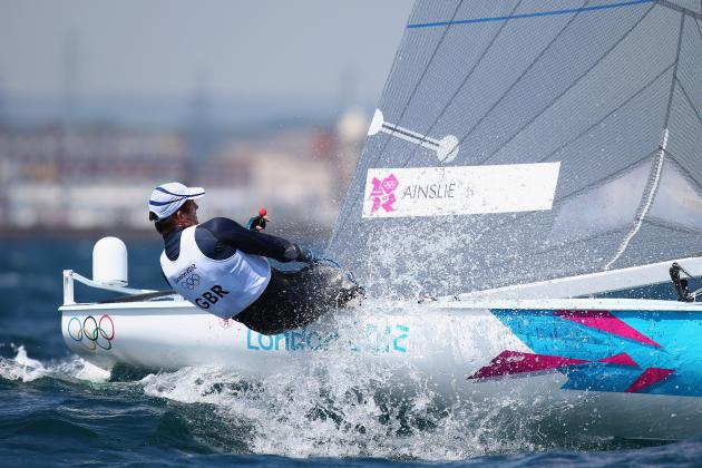 Olympic Sailing 2012: Daily Results, Schedule & Analysis