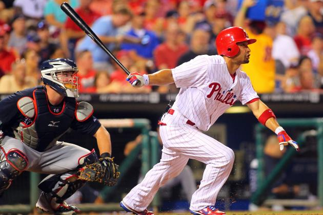 Pirates Trade Rumors: Shane Victorino Could Be Final Piece in Playoff Puzzle