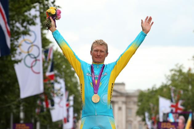 Summer Olympics 2012: Alexandre Vinokourov Triumphs in Cycling Road Race