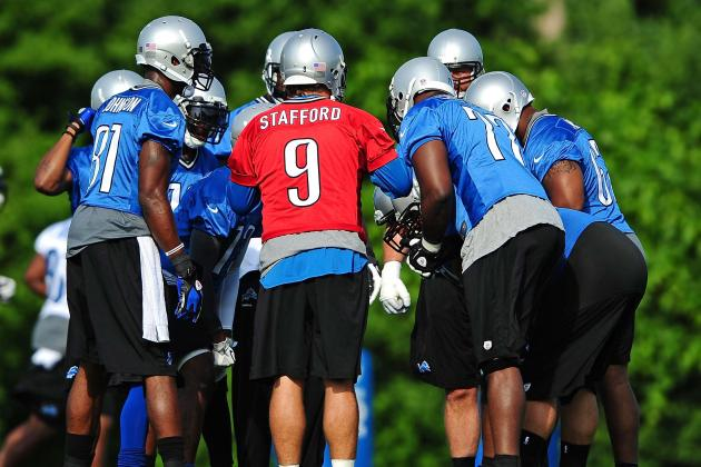 Why Detroit Lions Will Finish First in the NFC North
