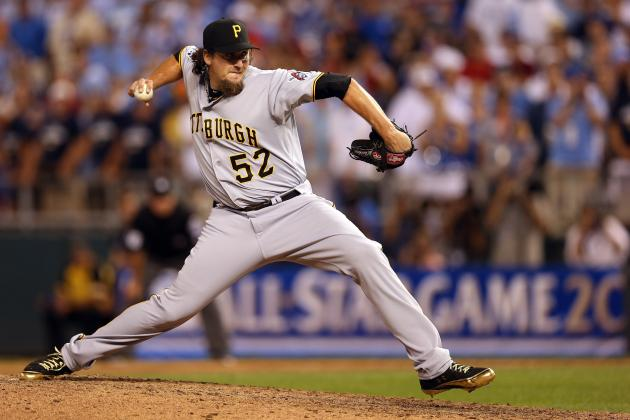 Pirates Trade Rumors: Dealing Joel Hanrahan Is a Risk Worth Taking