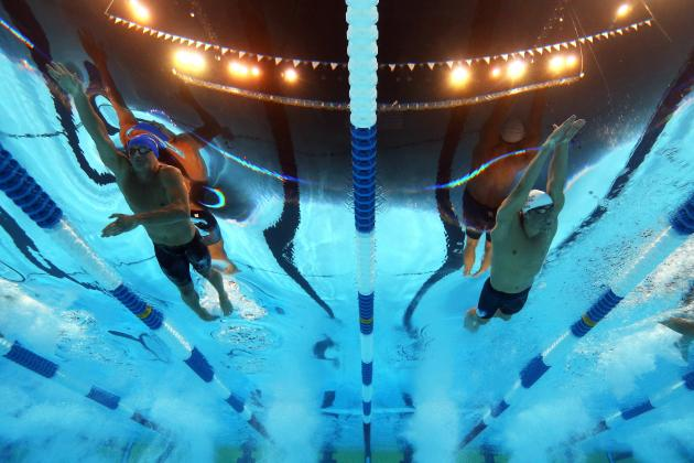 Olympic Swimming Results 2012: Day 1 Updates, Medal Winners, Analysis & More