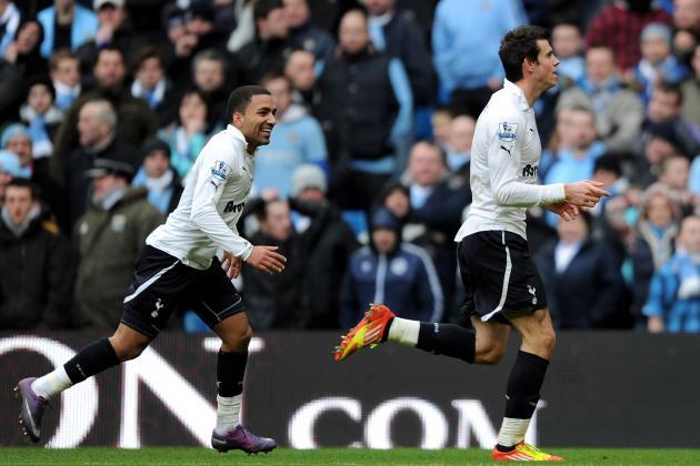Tottenham in USA: Spurs to Still Use Inverted Wingers Under Andre Villas-Boas