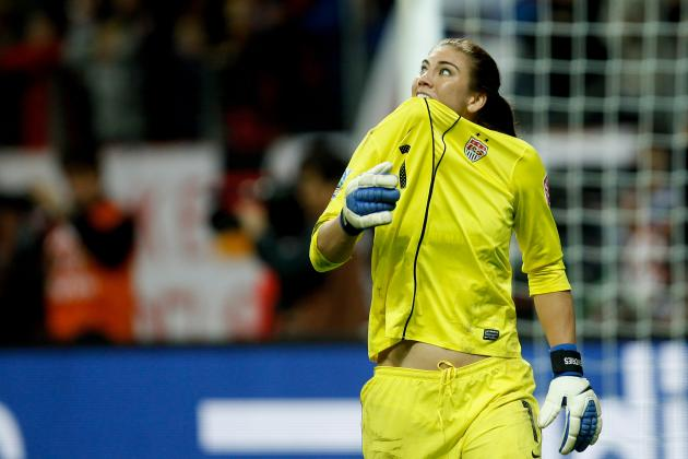 Hope Solo: Star Goalkeeper Goes off on Brandi Chastain's Commentary on Twitter