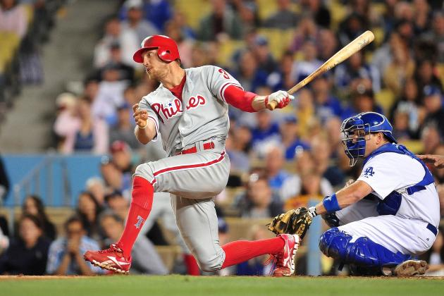 Phillies Trade Rumors: Why the Phils Shouldn't Deal Hunter Pence to the Giants