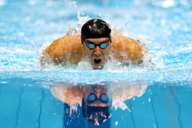 Olympic Swimming Results 2012: Day 1 Recap, Top Times & Medal Standings