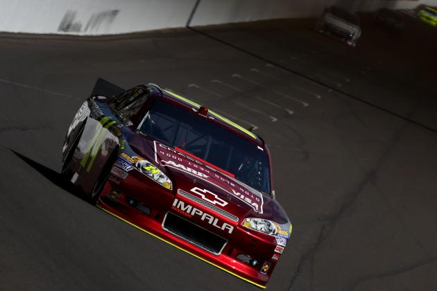 2012 Brickyard 400: Gordon Must Win in Indy to Salvage Lagging Chase Hopes