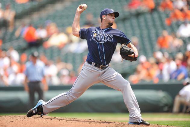 Atlanta Braves Trade Rumors: Braves Should Pull the Trigger for James Shields
