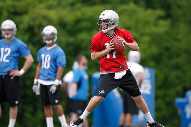 Detroit Lions: Thoughts and Revelations from Training Camp