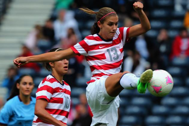 Alex Morgan: Breaking Down Her Performance for Team USA vs. Colombia