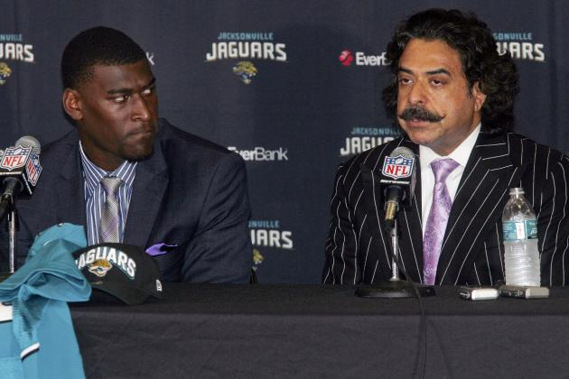Are Shad Khan's Expectations Too Much Too Soon for Jacksonville and the Jaguars?