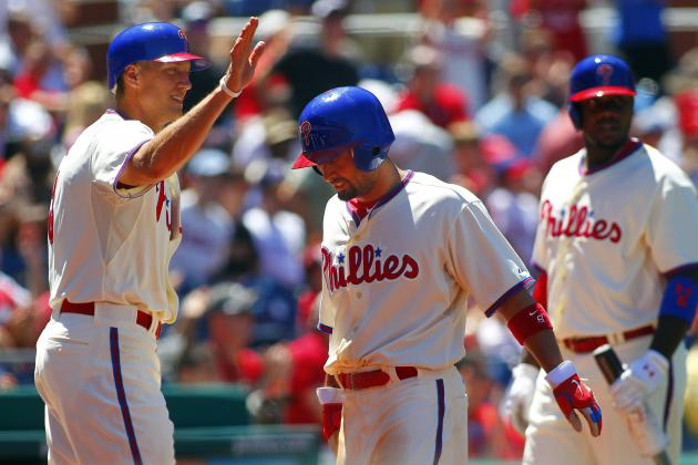 Philadelphia Phillies: Trading Shane Victorino or Hunter Pence More Practical?