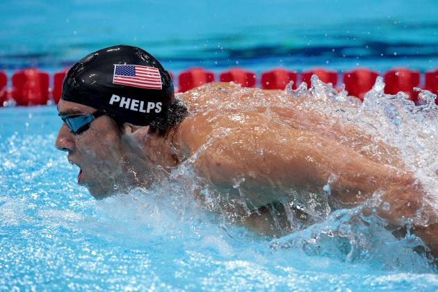 Michael Phelps: Complete Schedule of Events for American Superstar