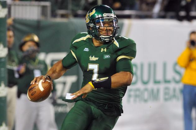 2012 South Florida Bulls Predictions and College Football Futures Odds