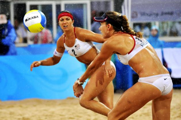 London 2012: Misty May-Treanor and Kerri Walsh Results, Highlights and More