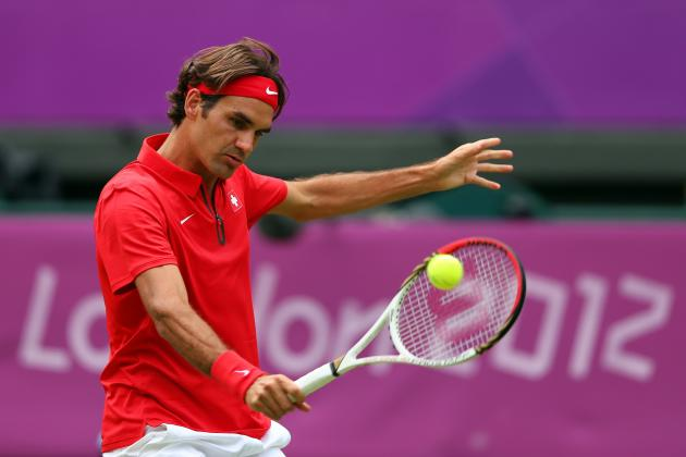 Olympic Tennis 2012: Previewing Inevitable Roger Federer vs. Novak Djokovic Duel