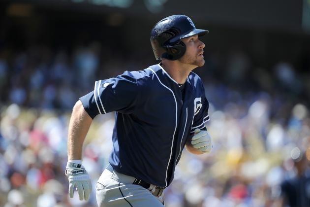 MLB Trade Deadline 2012: Best Destinations for Padres' Chase Headley