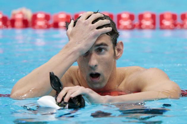 Olympic Swimming 2012: Michael Phelps' Failure Overshadows Ryan Lochte's Win