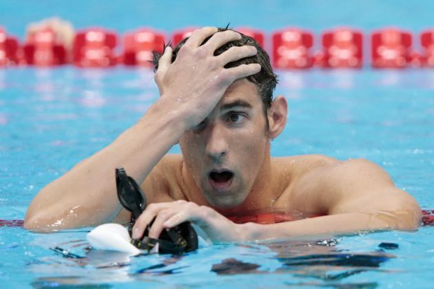 Olympic Swimming 2012: Michael Phelps' 400 IM Disaster Shows He Needed to Retire