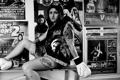 Julie Kitchen: The Undisputed Queen of Muay Thai