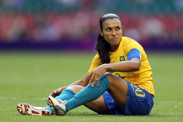 Brazil: Assessing Marta's Performance Against New Zealand at 2012 Olympics