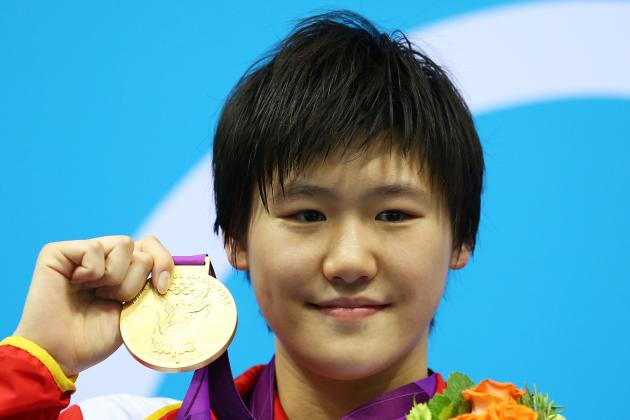 Olympic Swimming 2012: Ye Shiwen Proves Missy Franklin Isn't Only Teenage Star
