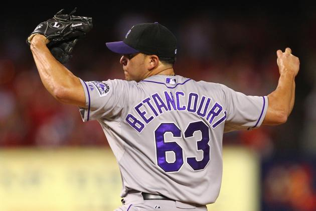 MLB Rumors: Rafael Betancourt Would Be Great Addition to Yankees' Bullpen