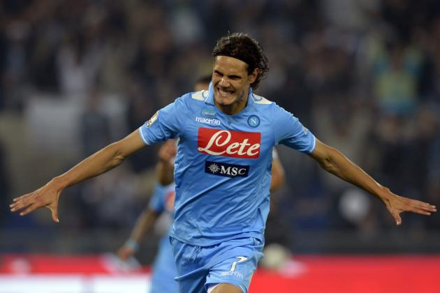 Edinson Cavani Isn't Heading to the Premier League Anytime Soon