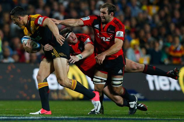 Super Rugby: Chiefs, Sharks Win Thrilling Semfinals to Advance to Final