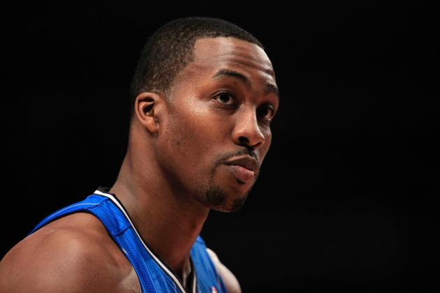 NBA Rumors: Magic Should Deal Dwight Howard to Lakers Before Next Season