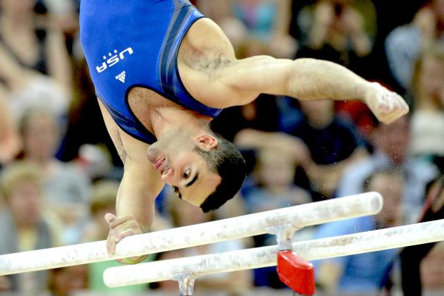 2012 Men's Gymnastic Olympic Team 2012: Highlighting Day 1's Best Performers