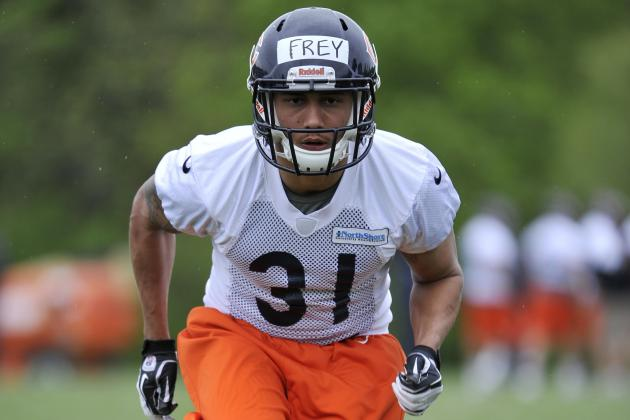 Chicago Bears Rookies Showing Up Through First 3 Days of Camp