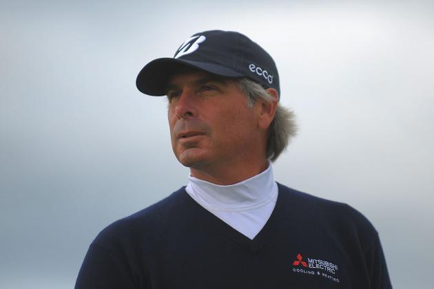 Senior British Open 2012: Fred Couples Set for Comeback Win at Turnberry