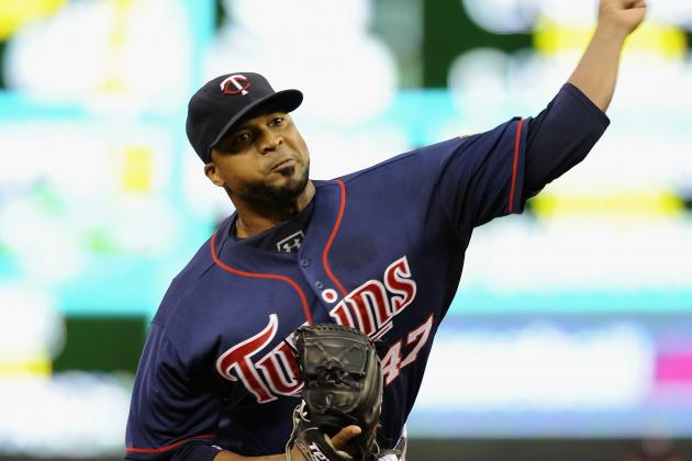 Chicago White Sox Acquire Francisco Liriano from Minnesota Twins