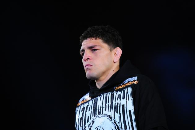 Cesar Gracie Claims Nick Diaz Is Not Interested in Anderson Silva's Title