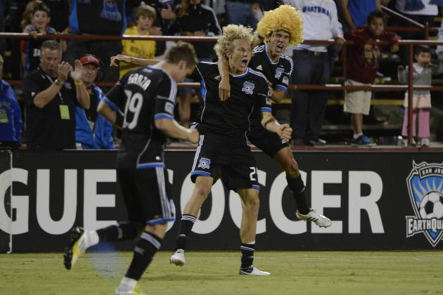 Steven Lenhart's Heroics Help San Jose Earthquakes Earn 1-1 Draw vs. Chicago