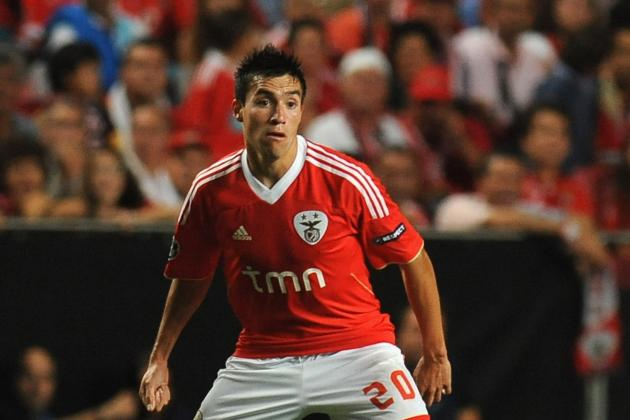 Liverpool FC: Will Reds Turn to Nicolas Gaitan After Joe Allen Deal Loses Steam?